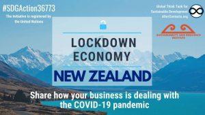 Volunteer Sign-up: Lockdown Economy